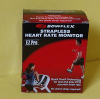 Bowflex Strapless Heart Rate Monitor, Ez Pro White Free Shipping