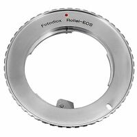 Fotodiox Objektivadapter Rolleiflex SL35 (Rollei 35mm SLR) Linse für  Canon EOS