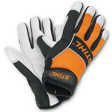 STIHL MEDIUM ERGO FORESTRY PROTECTIVE SAFETY GLOVES 0088 611 0210 RRP £20