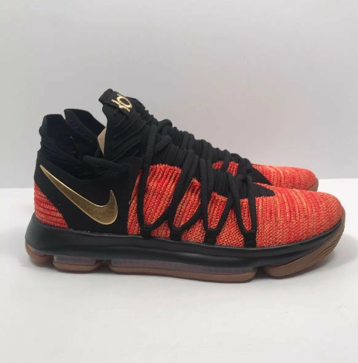 NEW NIKE ZOOM KD10 ID ID ID NFS BASKETBALL SHOES MENS SIZE 11 KEVIN DURANT RARE 8bf3a1