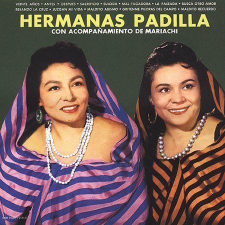 Hermanas Padilla Con Acompanamiento De Mariachi CD - 2003 Muy Bien - $12.89