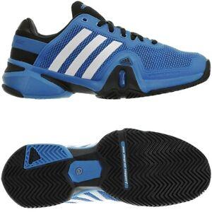 Adidas adipower Barricade 8 blue white