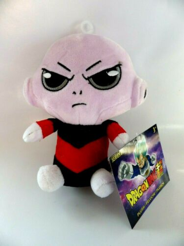 Peluche Dragon ball super JIREN 17 cm Toei DBS série 2 collector