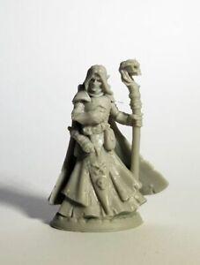 1x-Dark-Elf-Wizard-bones-Reaper-Miniatur-RPG-JDR-Darkreach-Schwarz-Magier-44073