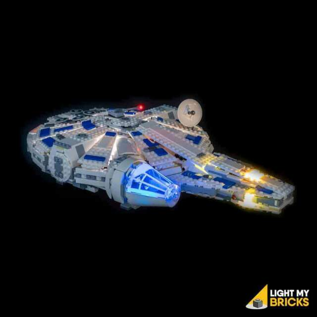 LEGO 75212 Star Wars Kessel Run Millennium Falcon Brand New Sealed