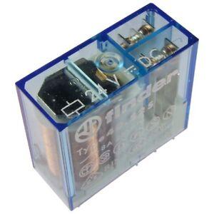Finder-40-52-7-024-0000-Relais-24V-DC-2xUM-8A-1150R-250V-AC-Relay-Print-069239