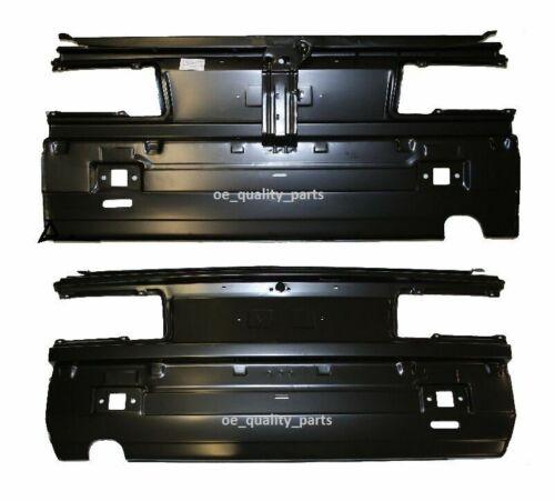 BMW Serie 3 E30 Panel trasero de metal Placa sedán 4 cilindros 1.6 1.8 316 318