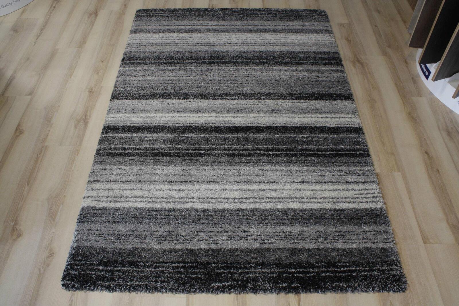 Mehari Teppich 23114-4258 Ragolle 133x195 cm gestreift | Exzellente Exzellente Exzellente Verarbeitung  2e4123