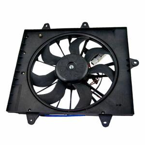 Radiator Cooling Fan /& Motor NEW for 06-10 Chrysler PT Cruiser