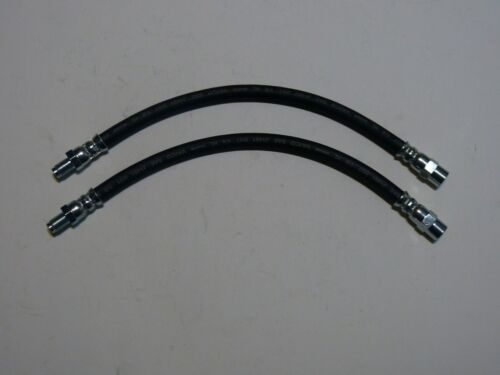2 x Bremsschlauch//Bremsschläuche vorne für NSU RO80 bis Modelljahr 74