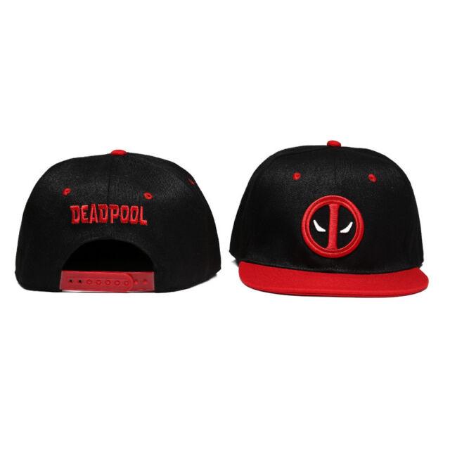 Comic deadpool marvel HipHop Summer Cap Hat For Men Women vumoo ready player one
