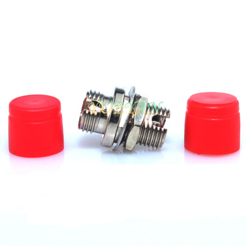 10pcs Free Shipping FC Small D flange //Coupler FC-FC Single-mode Simplex Wholesa