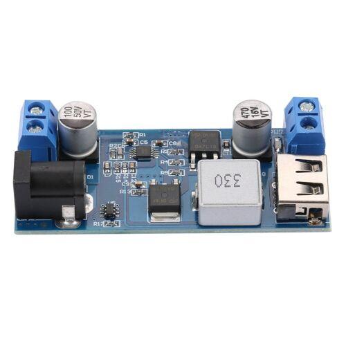 XH-M249 30W DC 5V 6A Step-down Module 12V 24V To 5V Power USB Charging Module