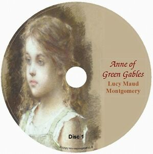 ANNE-OF-GREEN-GABLES-by-Lucy-Montgomery-7-Audio-CDs