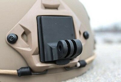 NVG Mount designed for use with GoPro® Cameras Military Helmet Mount