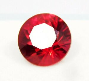 Natural-Certified-Diamond-Cut-6-Cts-Mozambique-Red-Ruby-Loose-Gemstone