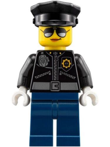 Lego The Lego Ninjago Movie Officer Noonan njo342 From 70620 Figurine New