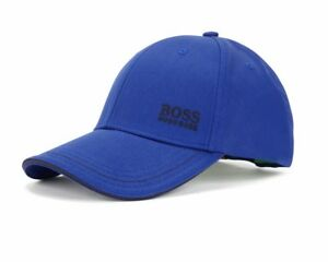 d889871aa78 Hugo Boss Green Cap 1 50245070 421 Mens Baseball Cap Blue Golf Hat ...