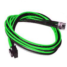 6pin pcie 30cm Corsair Cable AX1200i AX860i 760i RM1000 850 750 650 Green Black