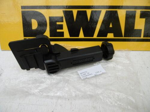 DEWALT DE0892 Laser Détecteur personnel Support Pince N090731