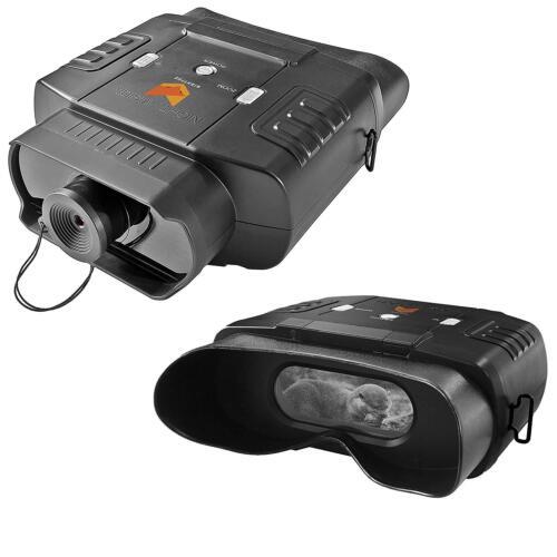 Nightfox 100V Night Vision Monocular Binoculars - Digital Infrared IR 3x20