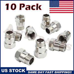 10-Pack-Oxygen-Sensor-Extender-Adapter-Extension-Spacer-HHO-O2-Bung-Test-Pipe-02