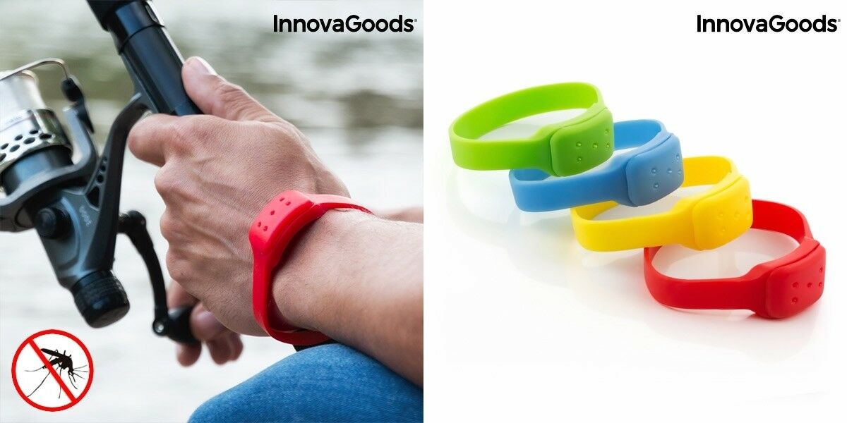 Citronella antimückenarmband antimücken Protection Insectes Bracelet Bracelet Bracelet Moustique Silicone 30a86e