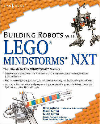 1 of 1 - Building Robots with LEGO Mindstorms NXT by Ferrari, Mario, Ferrari, Guilio