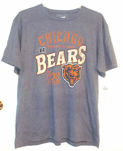 brand new 33021 d34c1 NFL Team Apparel Mens Chicago Bears Monsters of the Midway T ...