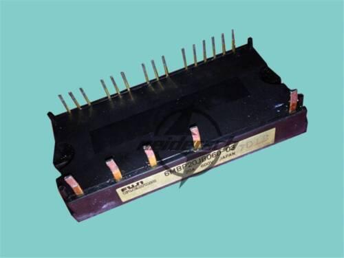 Control Systems & PLCs NEW ORIGINAL MODULE 6MBP20JB060-03 FUJI BOX ...