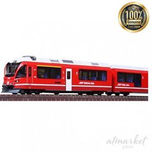 KATO-N-gauge-Rhaetian-Railway-Bernina-Express-Basic-5-car-10-1318-passenger-car