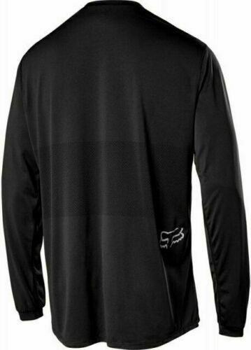 Mens FOX Ranger LS Jersey Long Sleeve Mountain Bike  Racing Top MTB Trail Bicycl
