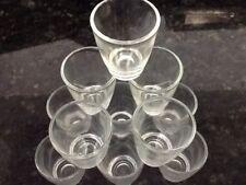 18 Shot Glasses Glass 1 oz Barware Shots Whiskey Tequila Firewater  Restaurant