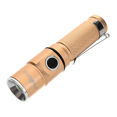 Mini CREE XML T6 LED Torch 3 Modes 5000LM Tactical Flashlight Lamp Torches Focus