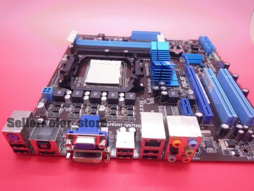*NEW* ASUS Essentio M4A78LT-M//CM1630//DP/_MB Socket AM3 Motherboard AMD 760G