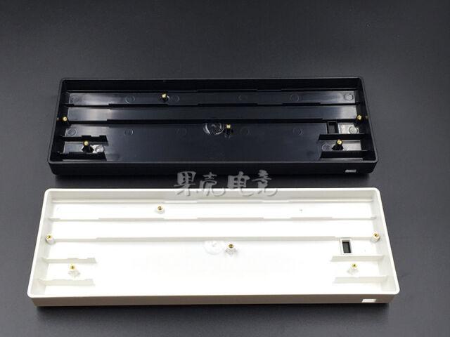 60% Plastic Case for Mechanical Keyboard GH60 Poker Universal Frame DIY CHERRY