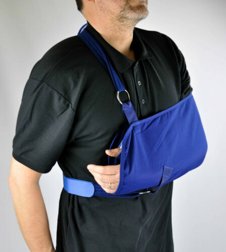 Deluxe Arm Sling Extra Comfort Breathable S4U® Ambidextrous