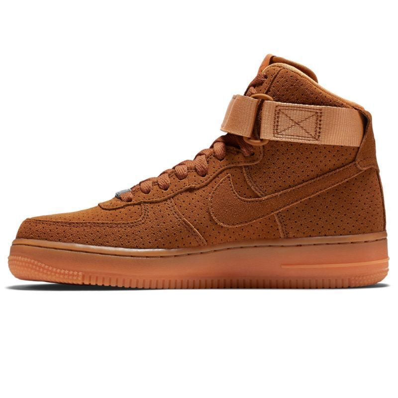Nike Wmns Air taille Force 1 Hi Daim Fauve 749266-2018 taille Air 4.5 Uk d16aef