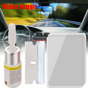Pro-Car-Window-Glass-Crack-Chip-Resin-Windscreen-Windshield-Repair-DIY-Tool-Kit