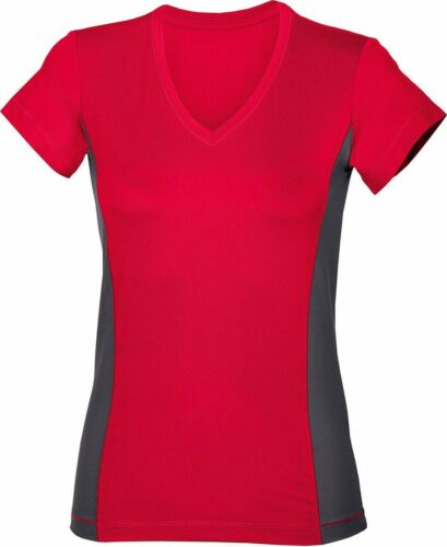 Hanes h7860 Mesdames Cool Dri Tagless col V T shirt running sport gym T.SHIRT