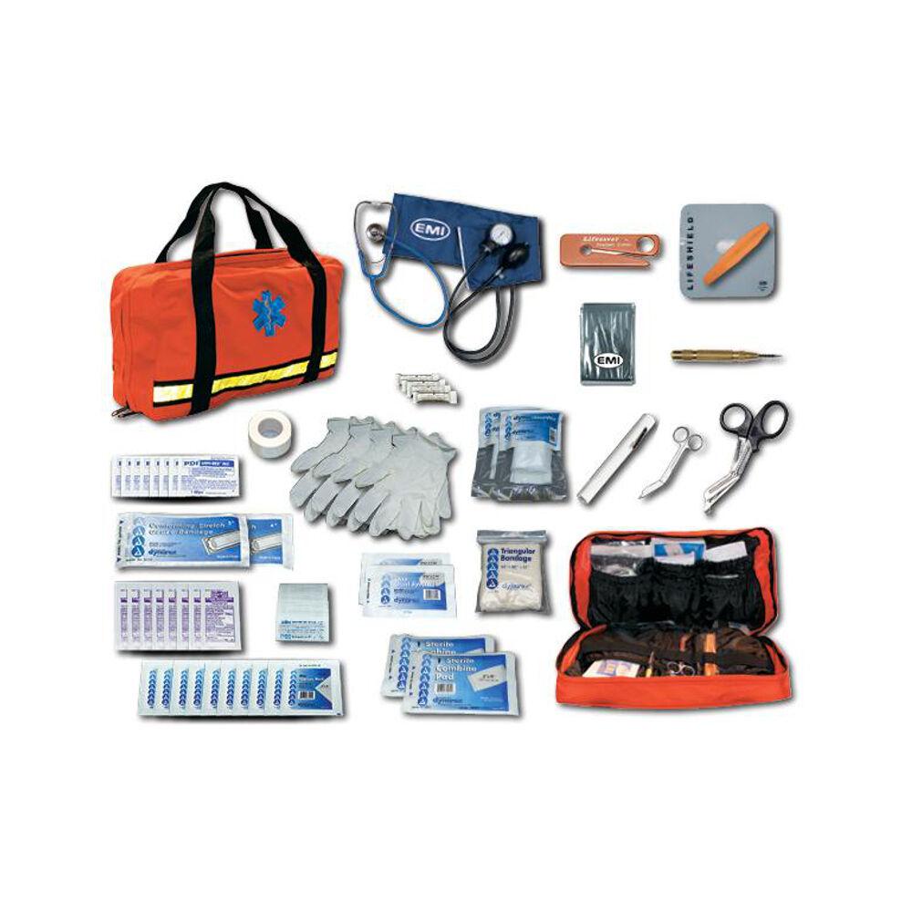 EMI Flat Pac Kit - professional emergency disaster survival  kit NEW  online
