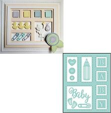 Creative Expressions Sue Wilson Shadow Box Collection New Arrival 12 Dies Set