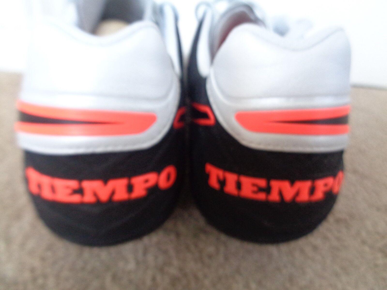 nike tiempo héritage ii fg chaussures de de de foot 819716 001 ue 42,5 nous 9 nouveau   box ef4a72