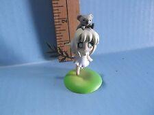 "Binchou-tan Anime 2""in Darling Girl Holding Tree Branch with Koala on Head"