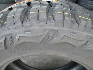 4 New 285/70R17 inch Thunderer Trac Grip Mud M/T Tires 70 17 ...