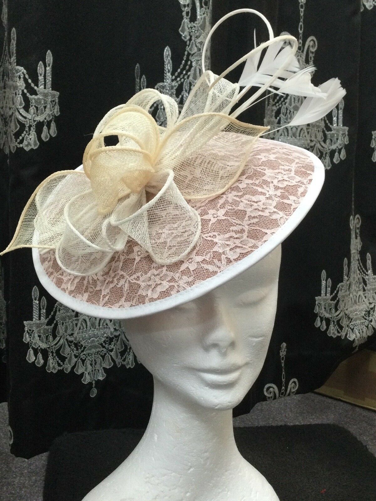 Ladies Hat/ Fascinator , Wedding ,Ascot ,races