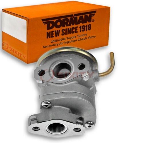 Dorman Secondary Air Injection Check Valve for Toyota Tundra 2005-2006 4.7L ap