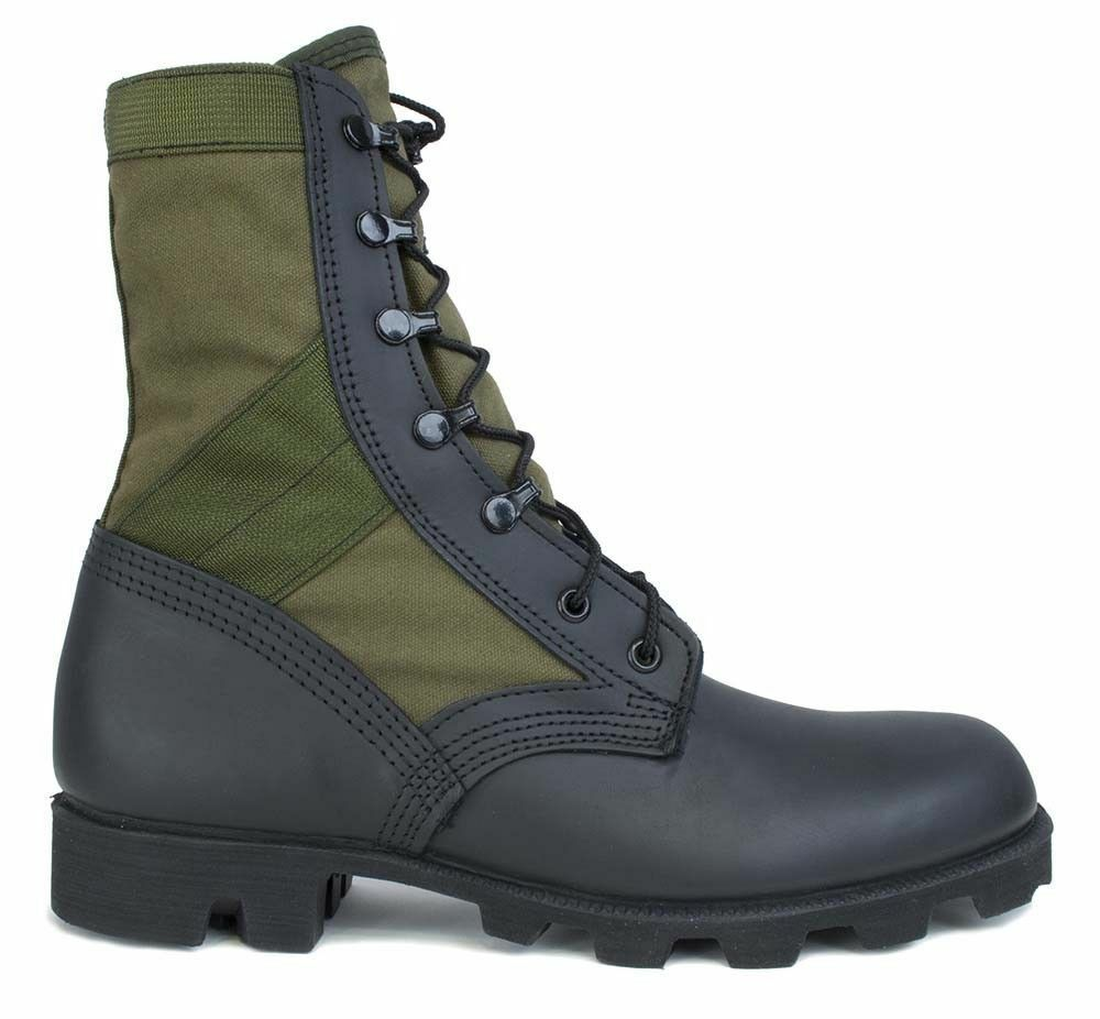 McRae 7189 OD Grün Jungle Combat Stiefel Panama Soles Military Army Made in USA