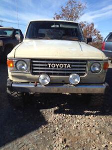 1983 Toyota Landcruiser