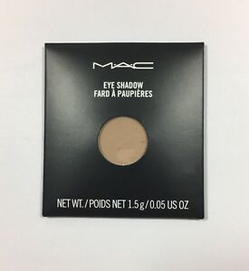 Mac Eyeshadow Refill Pan Omega 100 Authentic Ebay